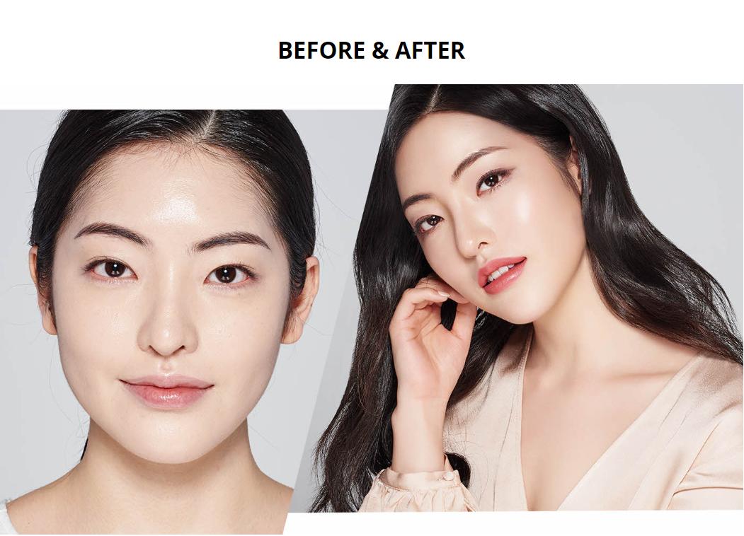 Son Dưỡng Màu Tự Nhiên Giảm Thâm Môi Make Heal Collagen Tint Lip Glow - 6