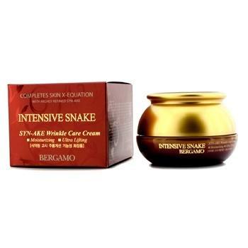 Kem chống lão hóa Bergamo Intensive Snake Wrinkle Care Cream