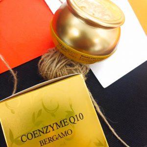 Review Kem Dưỡng Bergamo Coenzyme Q10 Wrinkle Care Cream dùng có tốt không?