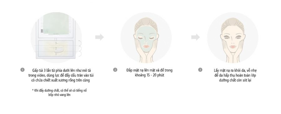 Huxley Mask Oil And Extract
