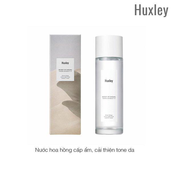 Huxley Toner Extract It