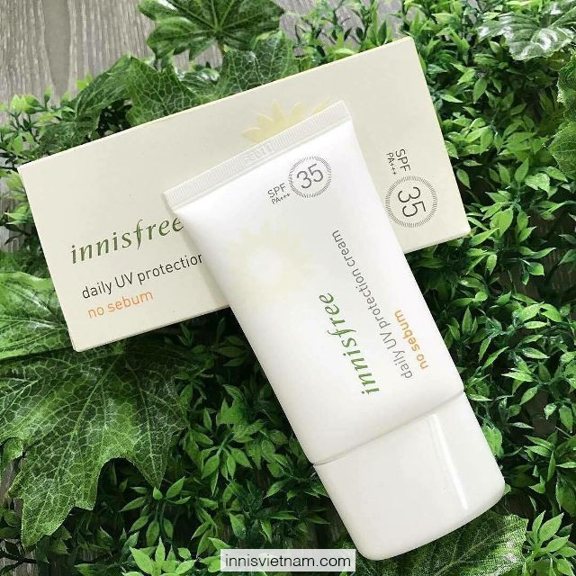 INNISFREE Daily Uv Protection Cream 50ml #No-Sebum