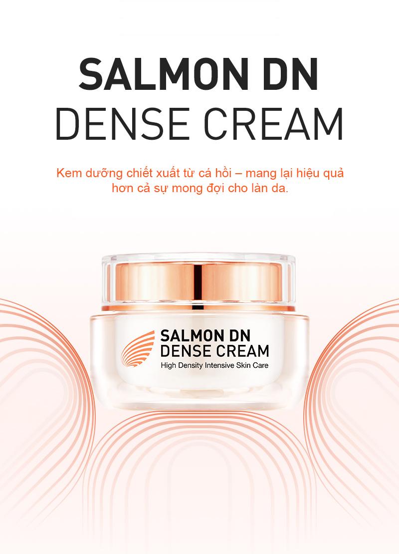 Kem Dưỡng Da Suiskin Salmon Dn Dense Cream