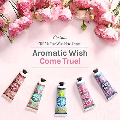 Kem Dưỡng Tay Ariul Tell Me Your Wish Natural Hand Cream Gift Set