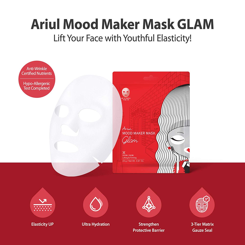 Mặt Nạ Ariul My Mood Maker Mask Glam