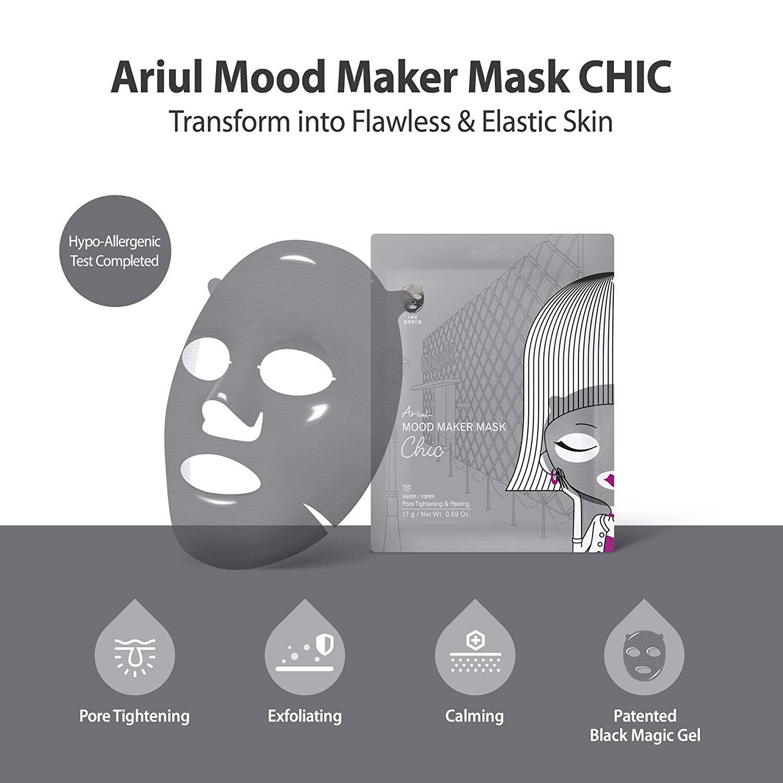 Mặt Nạ Dưỡng Da Ariul My Mood Maker Mask