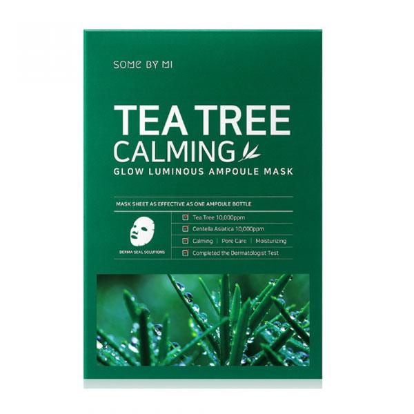 Mat Na Giam Mun Some By Mi Tea Tree Calming Sheet Mask