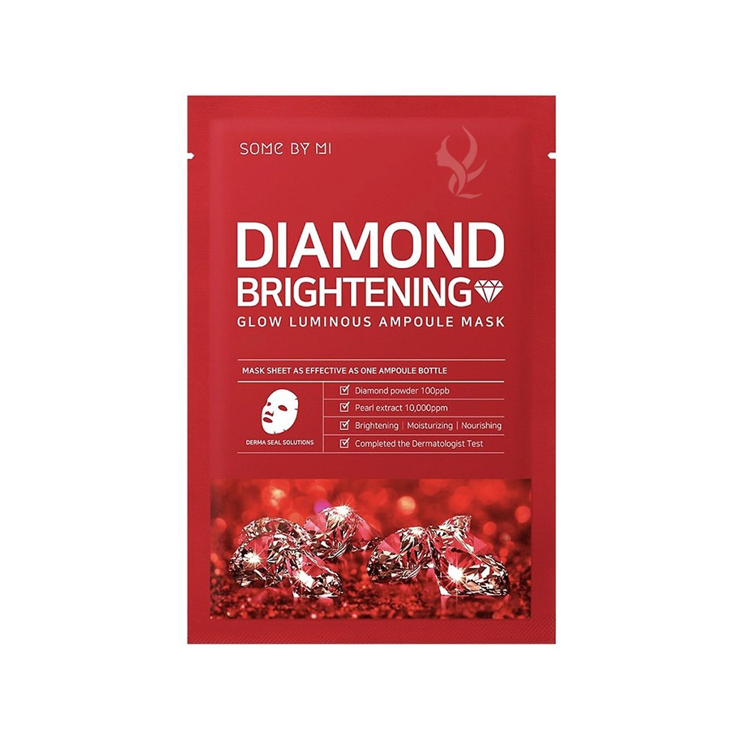 Mat Na Lam Sang Da Some By Mi Diamond Brightening Sheet Mask