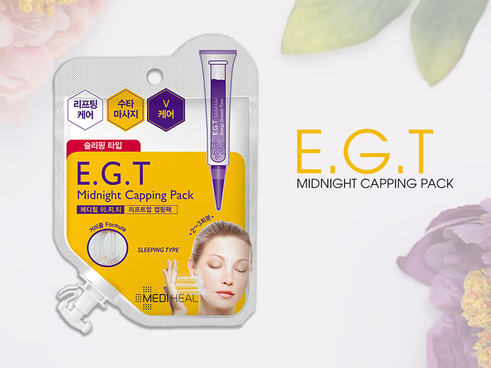 Mediheal E.G.T Midnight Capping Pack