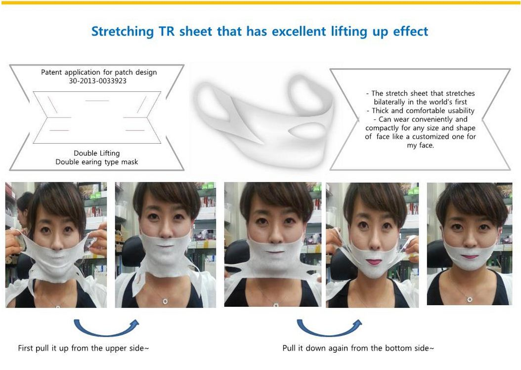 Mediheal V.T.R Stretching Patch1