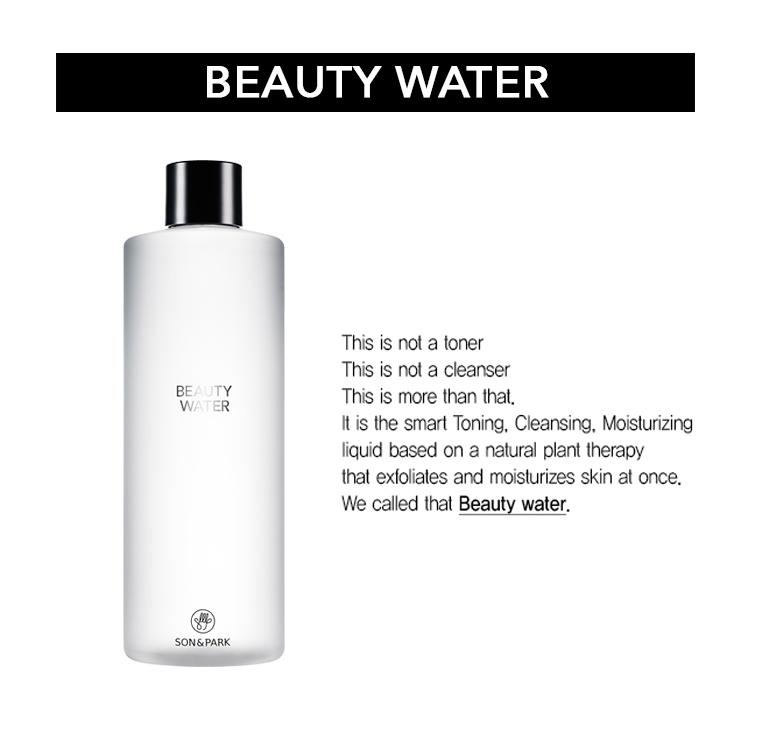 Nước Thần Làm Đẹp Da Son&Park Beauty Water