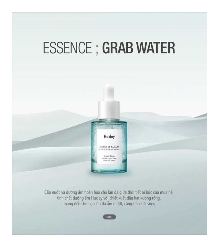 Secret Of Sahara Essence Grab Water