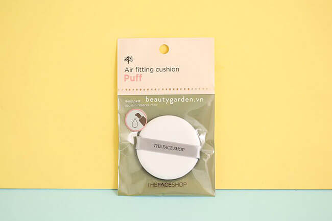 The Face Shop Daily Beauty Tools Air Puff Second-Skin