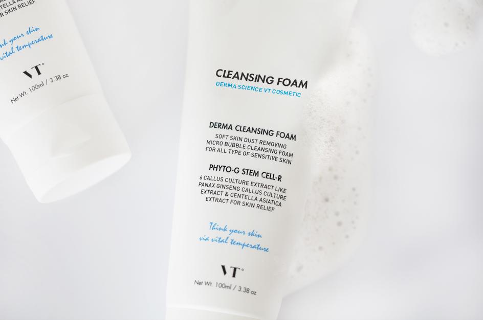VT Derma Cleansing Foam