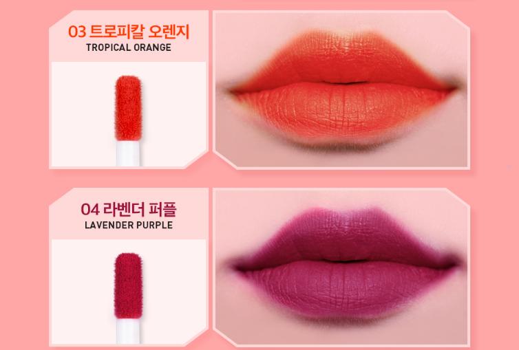 Son Kem Lì VT Velvet Lip Lacquer - 2