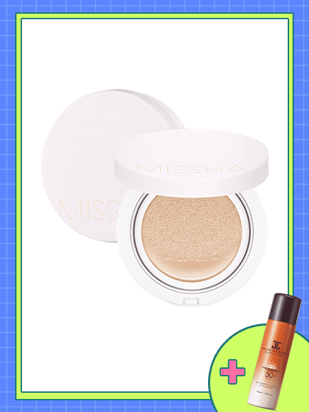 Phấn Nước Kiềm Dầu MISSHA Magic Cushion Cover Lasting SPF50+/PA+++
