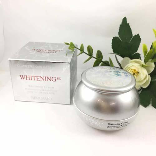 Kem Bergamo Luxury Whitening Ex Cream Dưỡng Trắng Da Hàn Quốc 50g