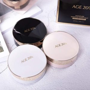 Phấn Lạnh AGE 20's Signature Essence Cover Pact