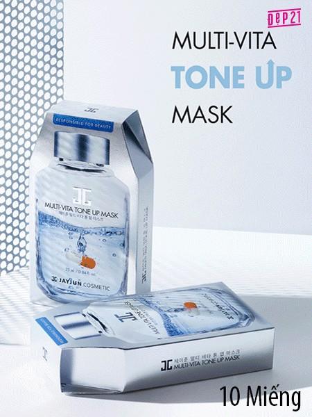 Jayjun Multi-Vita Tone Up Mask