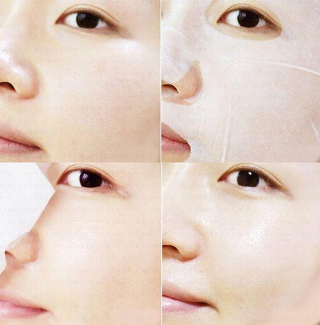 Mặt Nạ MISSHA Airy Fit Sheet Mask Chiết Xuất Từ Thiên Nhiên