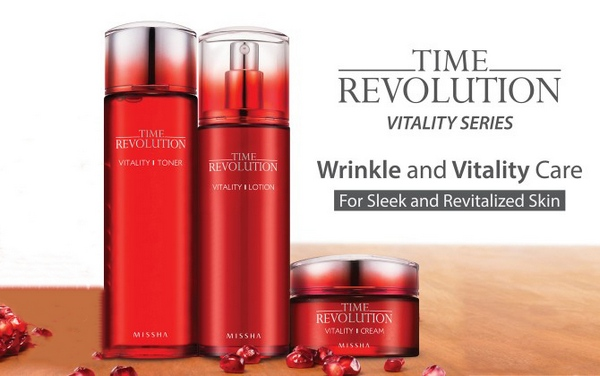 Missha Time Revolution Vitality Miniature