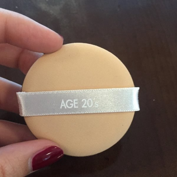 age 20's essence cover pact