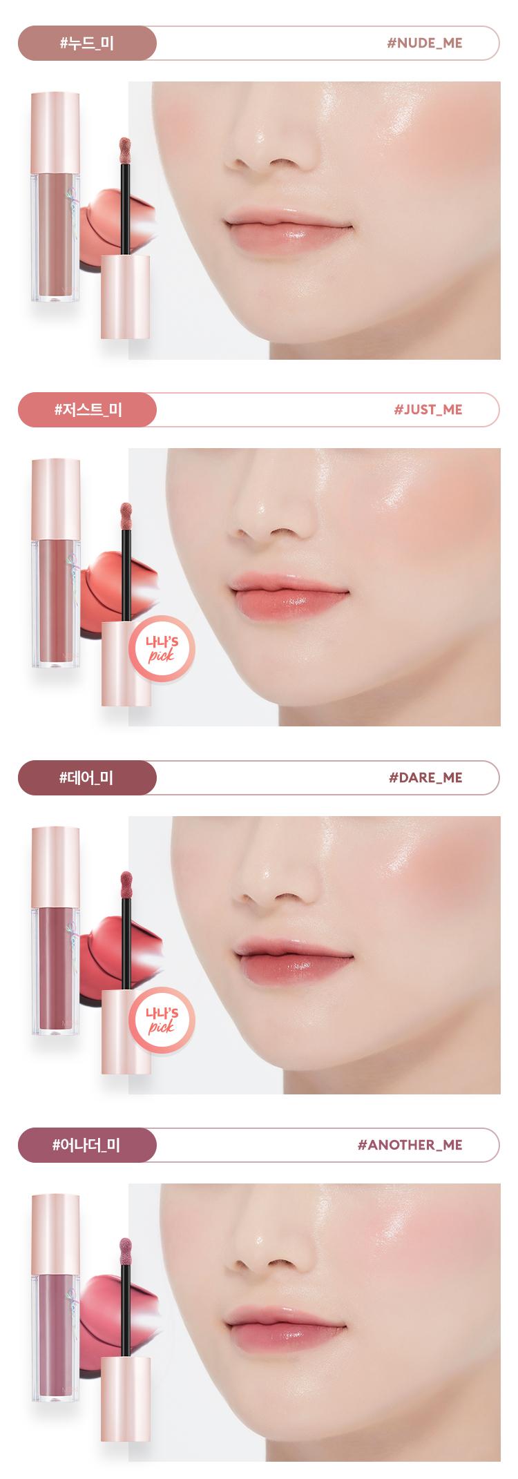 Son Kem MISSHA Glow Lip Blush