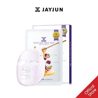 Mặt Nạ Mật Ong JAYJUN Honey Dew Purple Mask