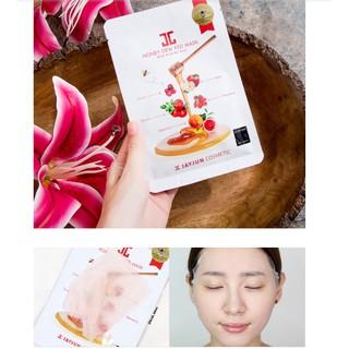 Mặt Nạ Mật Ong JAYJUN Honey Dew Red Mask -3