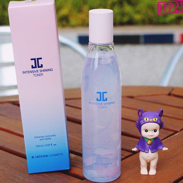 Nước Hoa Hồng JAYJUN Cosmetic Intensive Shining Toner 150ml