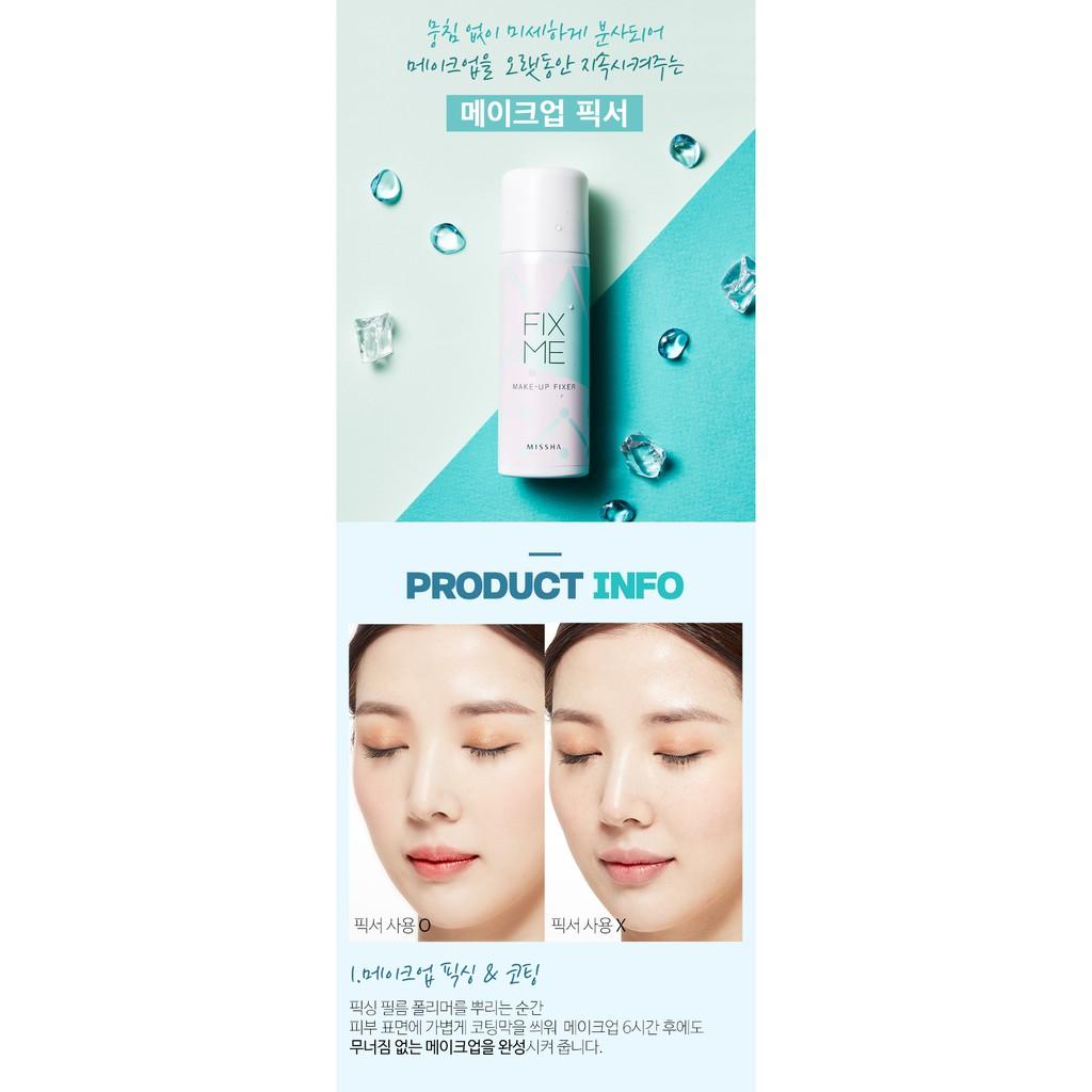 Xit-giu-lop-trang-diem-Fix-Me-Make-Up-Fixer-Missha-50ml