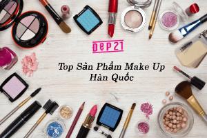 Những sản phẩm make up Hàn Quốc
