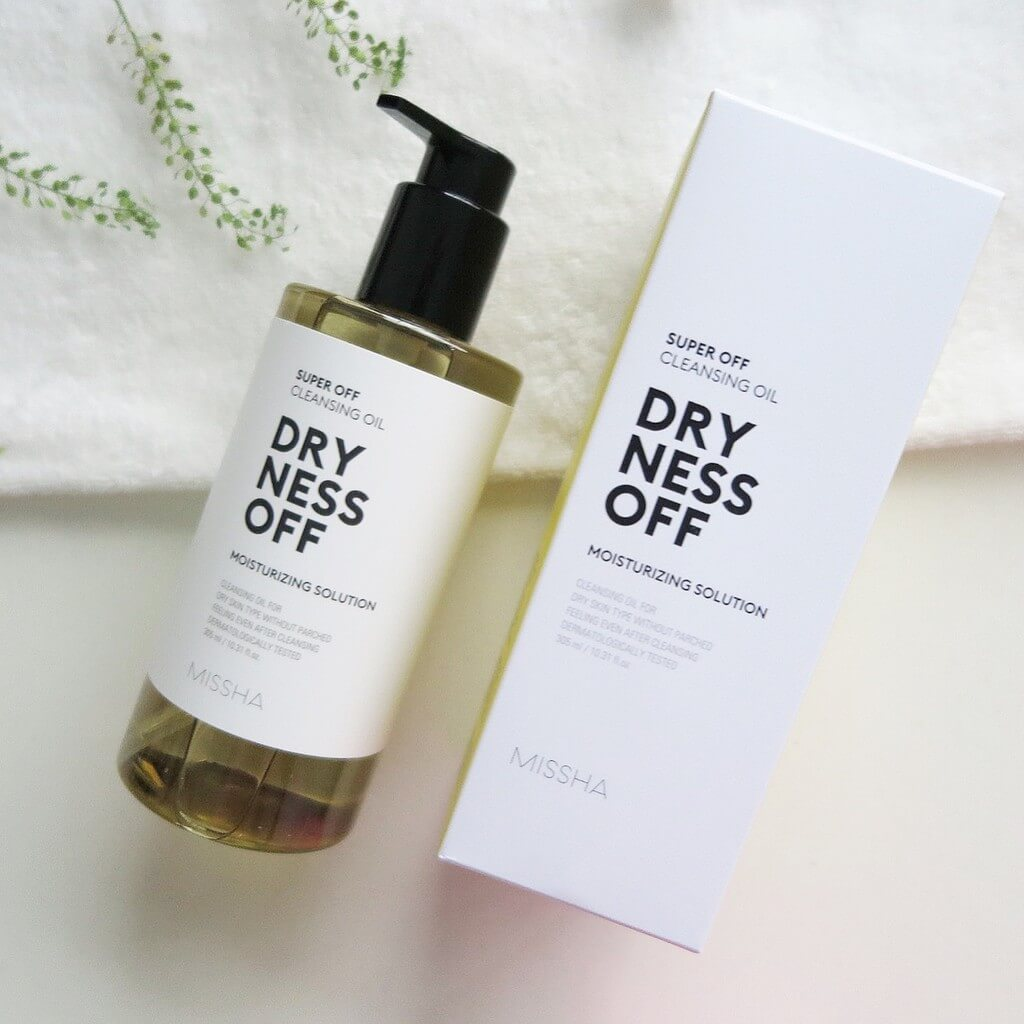 Dầu Tẩy Trang Missha Super Off Cleasing Oil Dryness Off