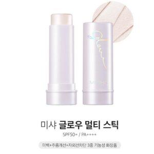 Kem Che Khuyết Điểm Chống Nắng Dạng Thỏi MISSHA Glow Multi Stick