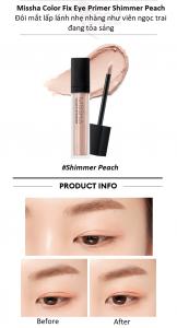 Kem Lót Dành Cho Mắt Missha Color Fix Eye Primer - 1