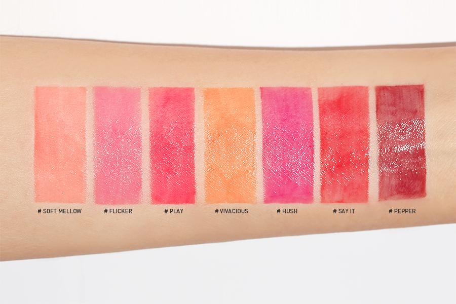son dưỡng 3CE Bebe Color Lip Balm