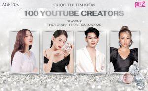 Cuộc Thi Tìm Kiếm 100 Youtube Creators Tài Năng (Lần 6) » Thương Hiệu AGE 20's - 7