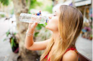 Cung cấp đủ nước cho cơ thể
