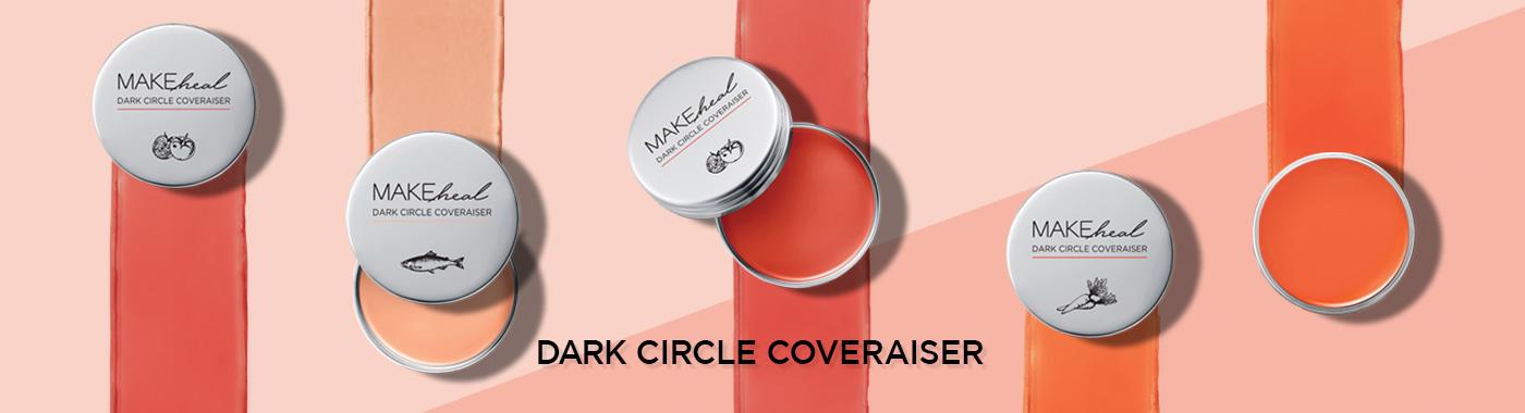Kem Che Khuyết Điểm Make Heal Dark Circle Coveraiser - 1
