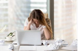 lão hóa da sớm do stress kéo dài