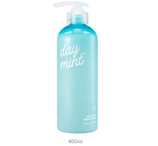Sữa dưỡng thể Missha Daymint Soothing Body Lotion