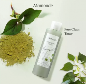 Nước hoa hồng Mamonde Pore Clean Tone
