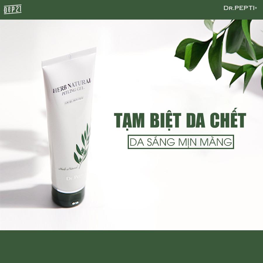 Dr.Pepti Herb Natural Peeling Gel
