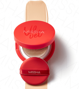 Missha Velvet Finish Cushion