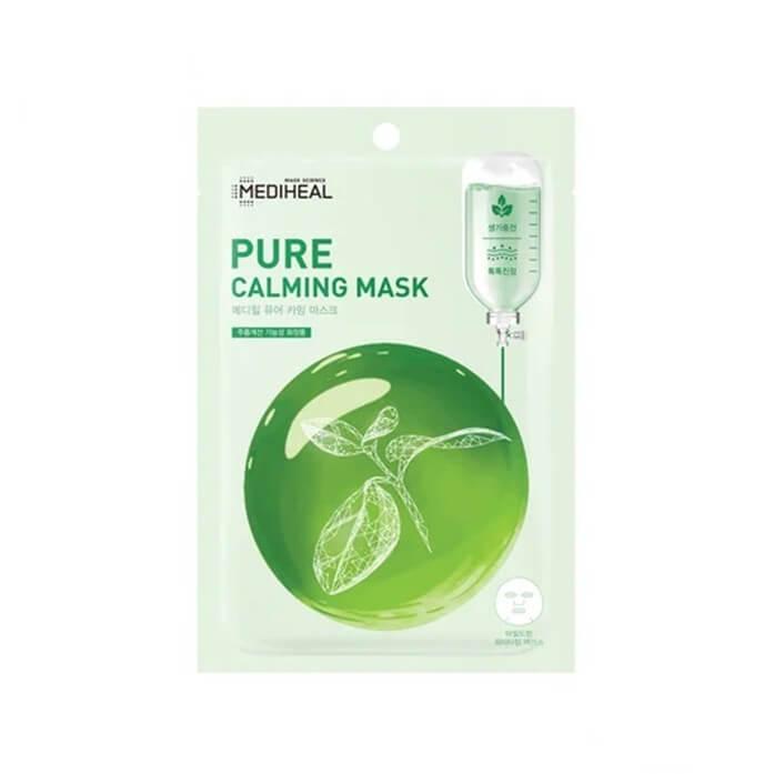 Mặt Nạ Dịu Da Se Khít Lỗ Chân Lông Mediheal Pure Calming Mask 20ml