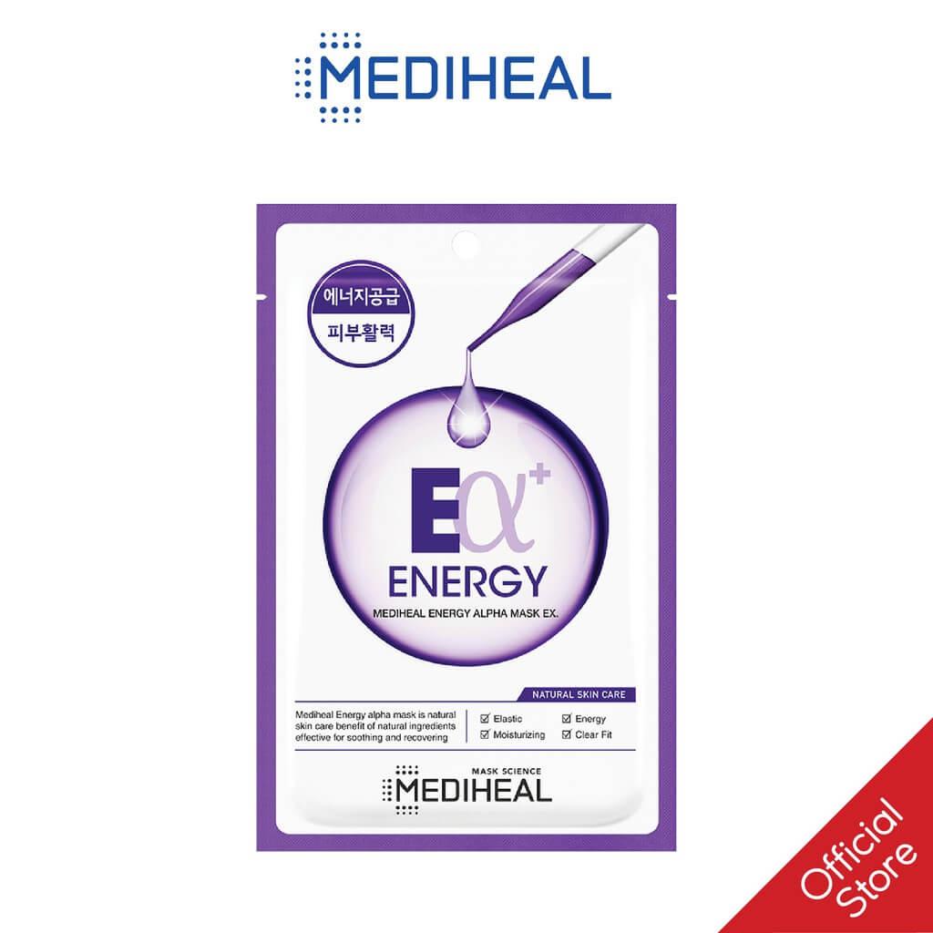 Mặt Nạ Hồi Sinh Làn Da Mediheal Energy Alpha Mask EX 23ml