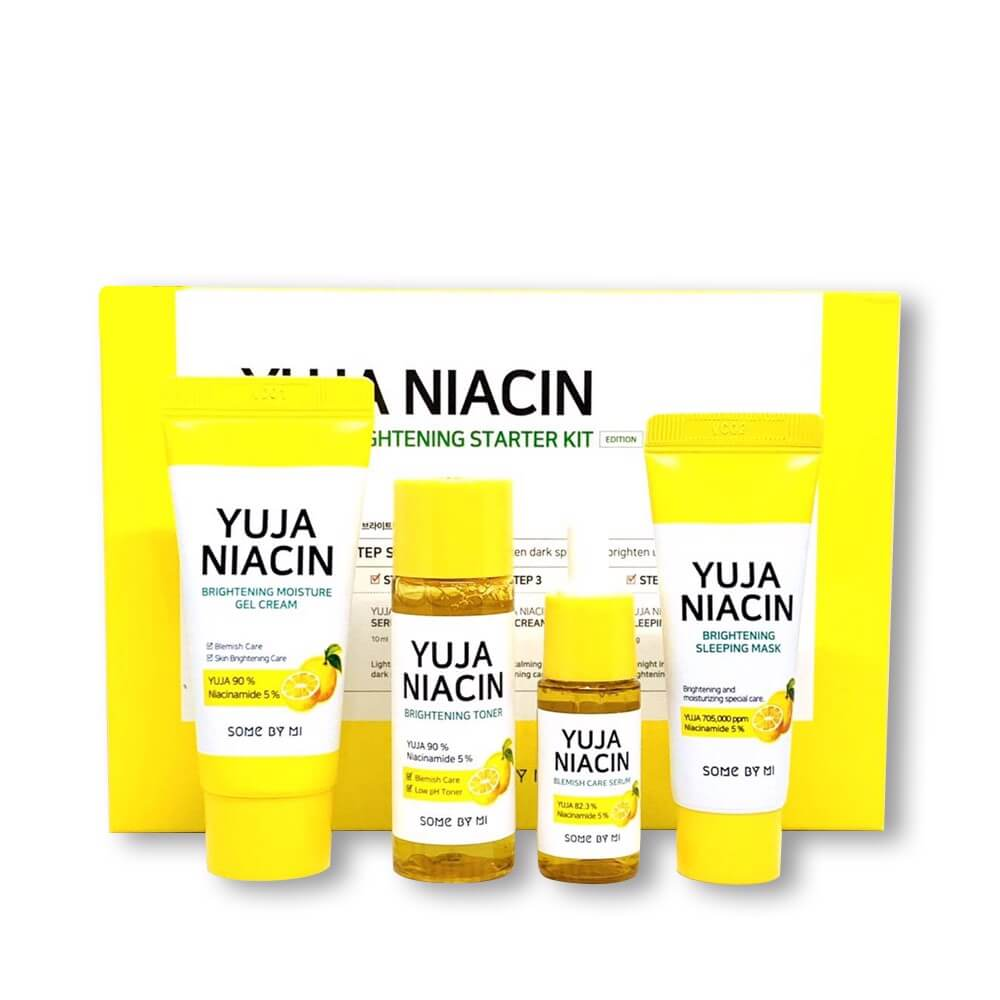 Yuja Niacin 30 Days Miracle Brightening Starter Kit
