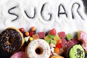 Thực phẩm ngọt, chứa nhiều đường