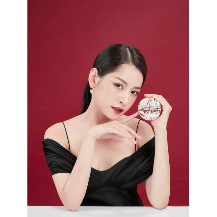 Phấn nền lạnh kim cương AGE20's Essence Cover Pact Original White