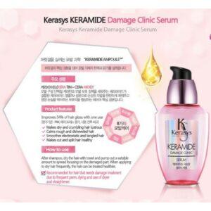 Tinh chất dưỡng tóc Kerasys Clinic Serum